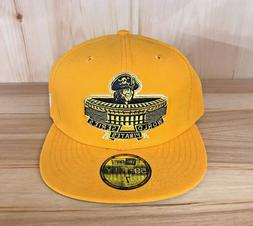 NEW ERA PITTSBURGH PIRATES YELLOW WORLD SERIES FITTED BASEBA
