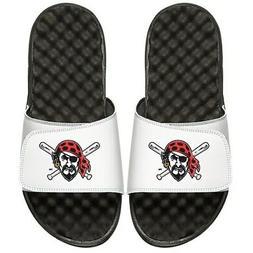 Pittsburgh Pirates ISlide Youth Alternate Logo Slide Sandals