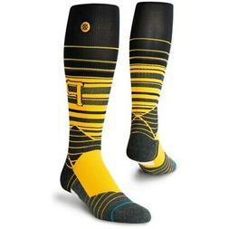 Pittsburgh Pirates Stance Youth Horizon Diamond Pro Socks