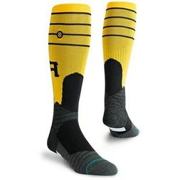 Stance Pittsburgh Pirates Youth Stirrup Diamond Pro Socks