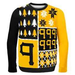 Pittsburgh Pirates MLB Ugly Sweater BusyBlock