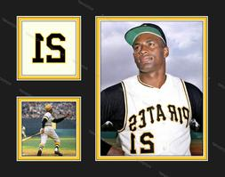 roberto clemente photo collage print pittsburgh pirates