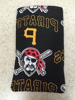 Sunglass / Eyeglass Soft Fabric Case - Pittsburgh Pirates on