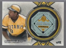 Willie Stargell MVP Trophy Coin Pin Plaque Medallion Medal 2