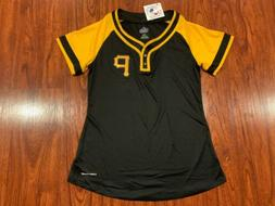 Majestic Women's Pittsburgh Pirates Jersey Size Large L ML